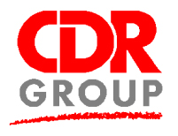 CDR Group Logo
