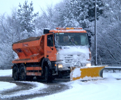 Gritter Image