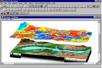 mapinfo vertical mapper