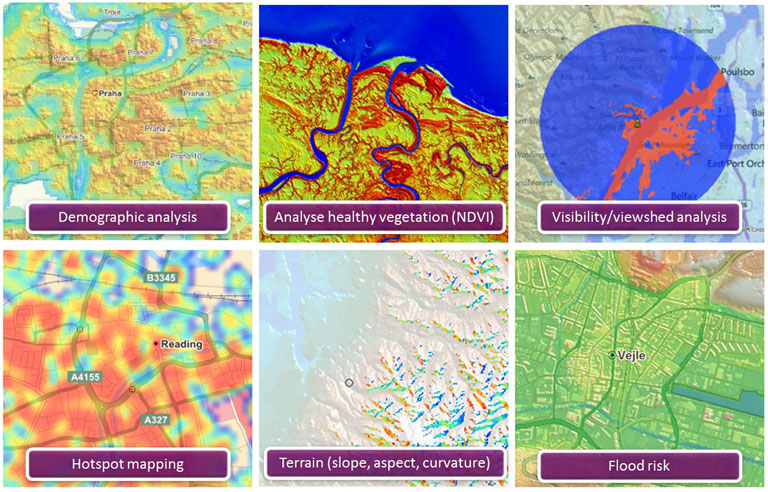 MapInfo Professional Advanced v16 Image